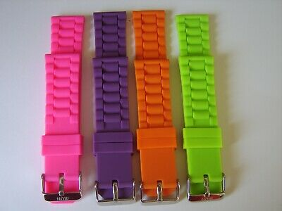 MUFF DIVERS 22mm SILICONE RUBBER Watch STRAP To Fit  CASSIO / SEIKO  • 6.99£