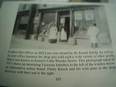 Book Picture Heanor Codnor Post Office Mill Lane Kensit Family • 2£
