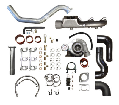 AU3300 • Buy DTS TURBO KIT TO SUIT TOYOTA LAND CRUISER 75 Series  4.2L 1HZ  DTS