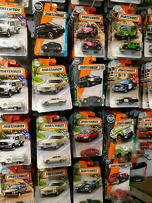 $6.90 • Buy Matchbox 40% Off Total With 4+ Cars (New Stock + Price Drops 2-18-20)