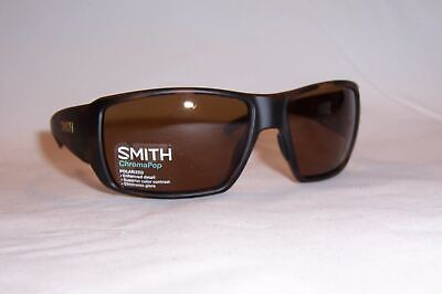 fd5b133c74 New Smith Sunglasses Guides Choice s 96v-l5 Havana brown Polarized  Authentic •