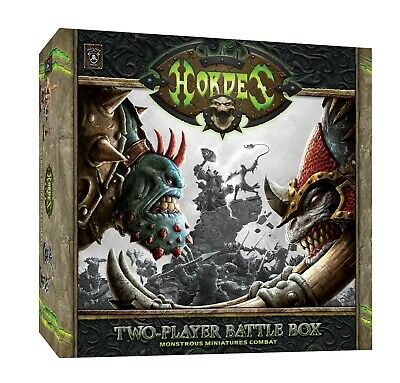 $74.99 • Buy Hordes Two Player Battle Box PIP 70002 New In Box