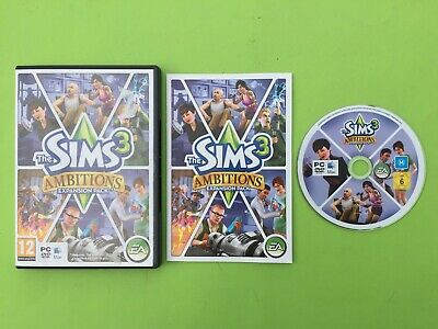 The Sims 3 Ambitions Expansion Pack PC Game + Free UK Delivery • 5.03£