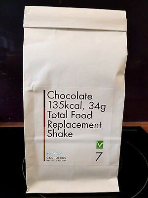 £28 • Buy VLCD Eontu Delicious Fast Weight Loss Diet  Chocolate Shakes   135 Kcal X28