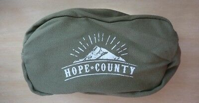 AU9.04 • Buy Loot Crate Gaming Far Cry 5 Hope County Dopp Kit Zipper Pouch Bag