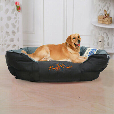 AU76.99 • Buy Extra Large Jumbo Orthopedic Pet Dog Bed Dog Baskets Kennel Pillow Waterproof AU