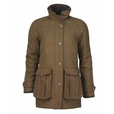 Ladies Laksen Temple Tweed Coat - All Sizes - New  • 579£