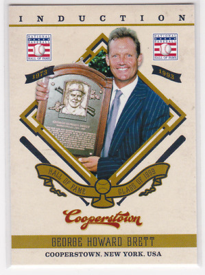 $2.50 • Buy 2012 Panini Cooperstown Induction Baseball Card Pick