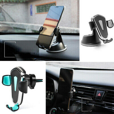 $4.41 • Buy 360° Gravity Car Holder Air Vent Dashboard Mount Stand For Cell Phone Accessory