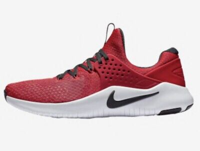 super popular ad4e3 d52b6 Nike Free TR 8 Size 18 Mens Red Cross Training Shoes Trainers Running  Workout • 59.95