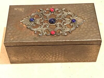 £125 • Buy Arts And Crafts Jewellery Box