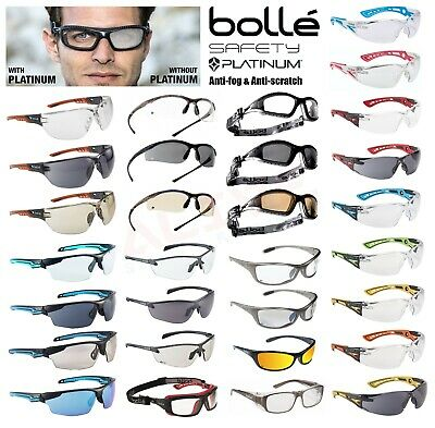 £10.89 • Buy Bolle Safety Glasses Spectacles Goggles Various Types Protection Case Pouch Bag