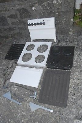 £20 • Buy Tricity Bendix Tiara Electric Cooker, White, Sold By Individual Parts..not Whole