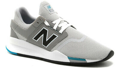 new balance 247 uomo white