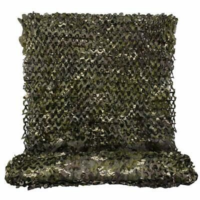 $13.91 • Buy Camouflage Netting Camo Net Woodland Blinds For Military Sunshade Camping Hunter