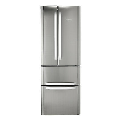 View Details Hotpoint FFU4DX Fridge Freezer - Stainless Steel • 521.10£