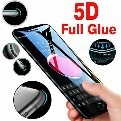 5D Full Glue Tempered Glass Screen Protector For Various Mobile Phones • 2.90£