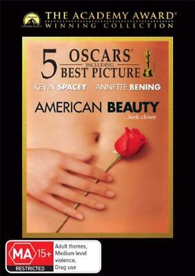 AU5.95 • Buy AMERICAN BEAUTY Kevin Spacey Annette Bening DVD R4 PAL