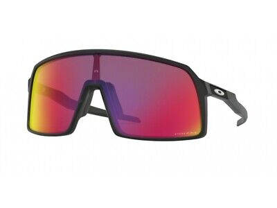 AU196.91 • Buy Sunglasses Oakley OO9406 Sutro Prizm Road 940608 Black