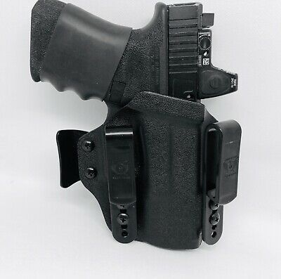 $56.99 • Buy US MADE Concealment IWB Kydex Gun Holster, TUCKABLE, COMFORTABLE, Conceal Carry