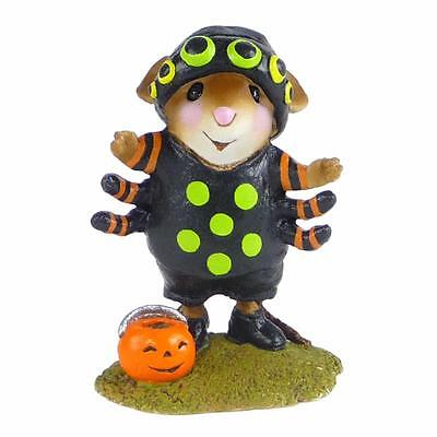 $68 • Buy Wee Forest Folk VENEMOUSE, WFF# M-534 - Retired 2017 Spider Mouse
