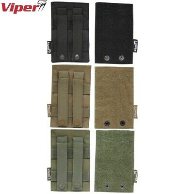 Viper Versatile Adjustable Panel Molle Id Vest Adjustor Airsoft Army Tactical • 7.95£