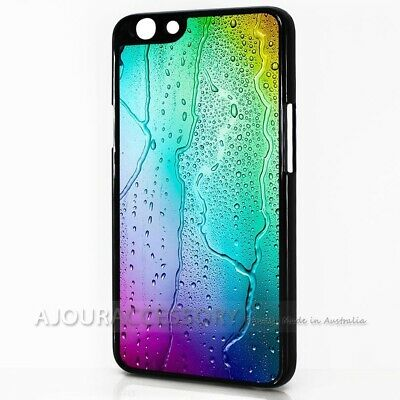 AU9.99 • Buy ( For Oppo A57 ) Back Case Cover AJ10200 Raindrop Abstract