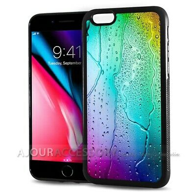AU9.99 • Buy ( For Huawei Y5 2018 ) Back Case Cover AJ10200 Raindrop Abstract
