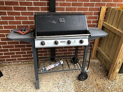 AU136 • Buy Jumbuck 4 Burner Bbq