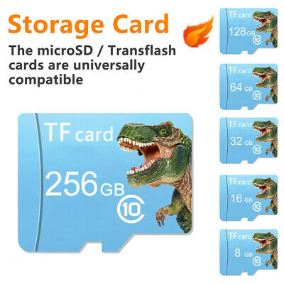 $17.34 • Buy Micro Card Memory TF Card Micro-SD 512GB Class 10 Suitable For Mobile PC H
