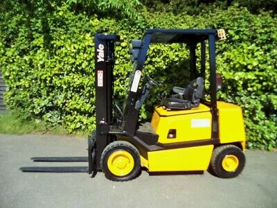 £7350 • Buy Yale/Hyster Diesel Counterbalance Forklift Truck/Triple Mast Container Spec