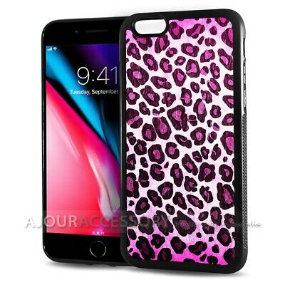 AU9.99 • Buy ( For Huawei Y5 2018 ) Back Case Cover AJ10433 Pink Leopard Pattern