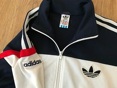 Adidas Bundesrepublik Deutschland 80s West Germany Women Track Top Size 38 (M) • 69.99£