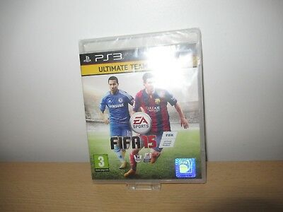 £39.99 • Buy FIFA 15 Ultimate Team Edition (PS3) -  NEW & SEALED Pal Version