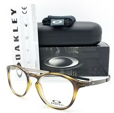 453ab7118be2 NEW Oakley Pitchman R RX Prescription Frame Brown OX8105 03 50mm AUTHENTIC  8105 • 149.95$