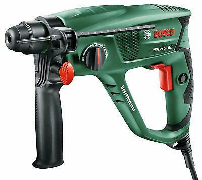 View Details Bosch Rotary Hammer Drill Electric Power Tool 550W Concrete Steel Wood Chisel • 86.81£