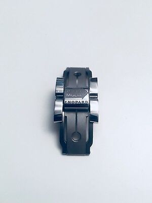 Chopard Mille Miglia Authentic Watch Stainless Steel Deployment Clasp 18mm 10mm • 450£