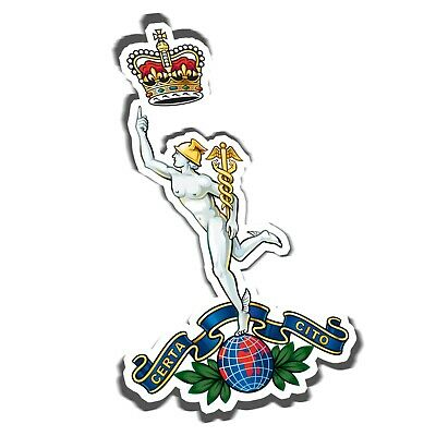 The Royal Corps Of Signals Sticker - British Army - Sigs • 2.49£