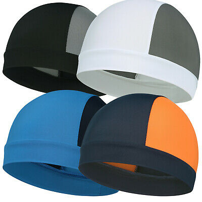 Retro Cycling Cap Cycle Bike Team Summer Riding Cap Helmet Anti-sweat Hat • 5.99£