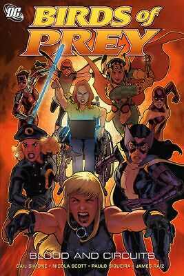 Birds Of Prey: Blood And Circuits TP - DC Comics Graphic Novel - Simone - NEW • 11.95£