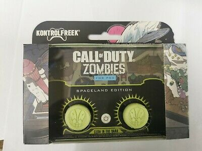 £11.95 • Buy KontrolFreek Call Of Duty Spaceland Zombies For PS4  Controller-Glow In The Dark