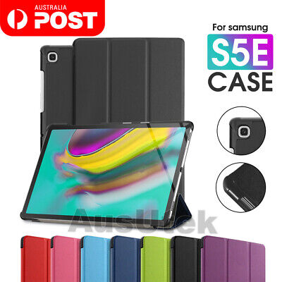 AU13.49 • Buy Premium Flip Smart Cover Case Stand For Samsung Galaxy Tab S5e 10.5  T720 T725