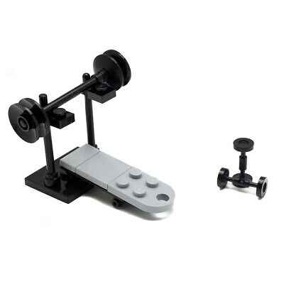 LEGO Gym Bench Press With Weights Olympics For Minifigure • 5.89£