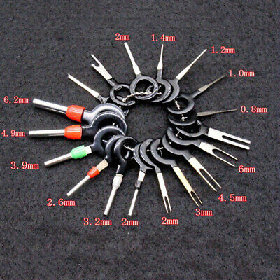 $ CDN4.76 • Buy 18PC Car Terminal Removal Tool Kit Wire Connector Pin Release Extractor Puller