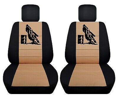 AU109.99 • Buy Fits 2000-2011 Suzuki Jimny  Front Set Car Seat Covers  With Design