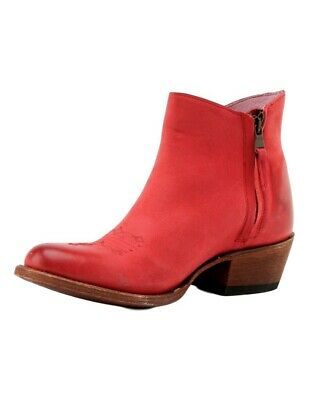$100 • Buy Women's Miss Macie Red On The Fringe - 5  Top Boots