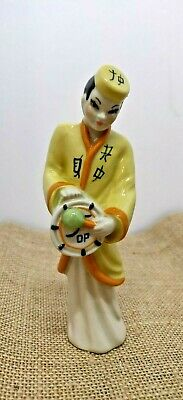 $21.15 • Buy Vintage Ceramic Arts Studio - Yellow  Asian Musician