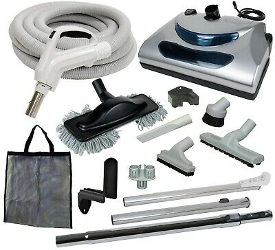 $269.95 • Buy 30' Or 35' Central Vacuum Kit With Hose, Power Head & Tools Beam Nutone Eureka