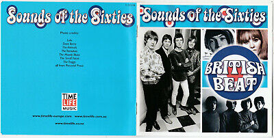 Time Life - Sounds Of The Sixties - British Beat (2004) TL SCC/26 • 19.99£