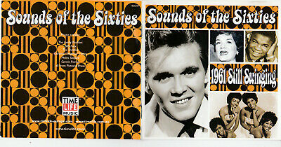 Time Life - Sounds Of The Sixties 1961 Still Swinging (2004) TL SSC/29 • 19.99£